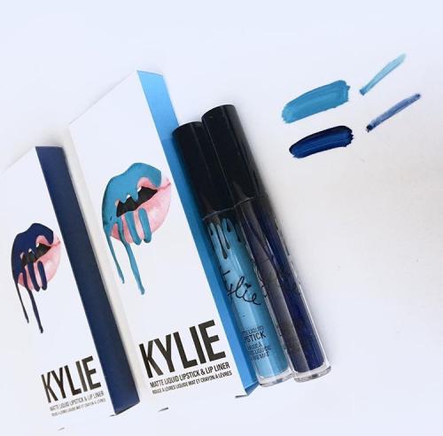 Kylie Freedom Swatch & Skylie Swatch