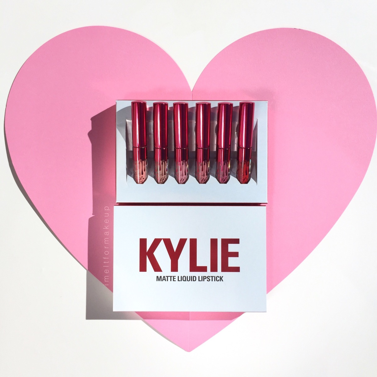 Kylie Cosmetics Valentine's Limited Edition Mini Set Review & Restock