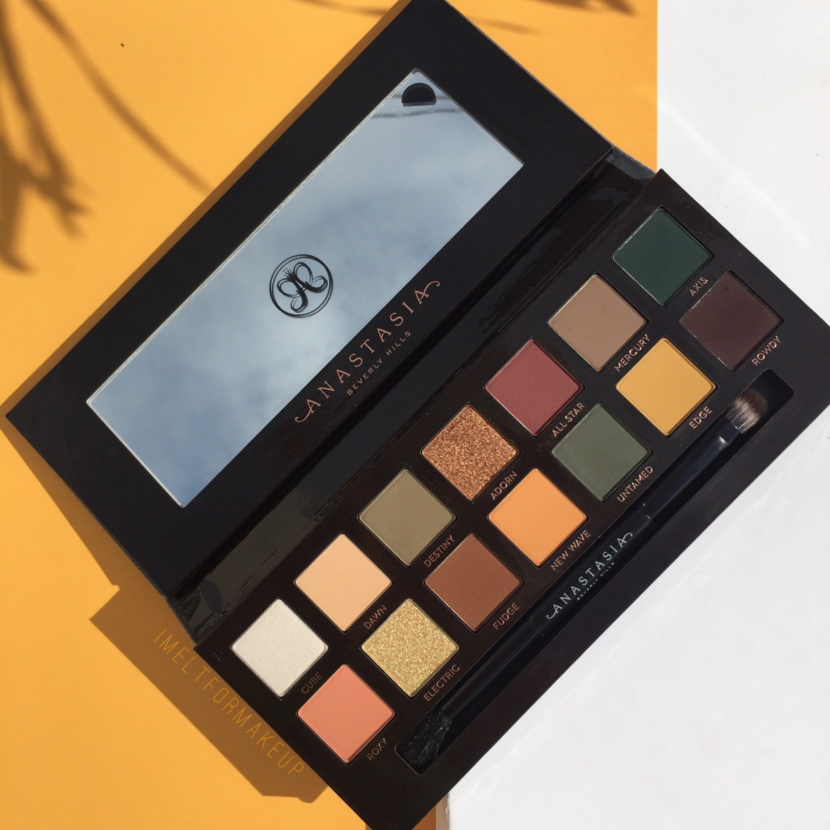 ABH Subculture Palette Review & Swatches